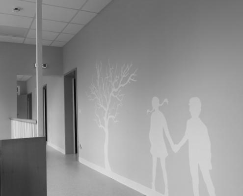 Kindergarten Hollingstedt Farbkonzept